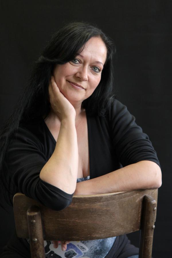 Gabriele Katzer (Foto: Gerlind Bensler)