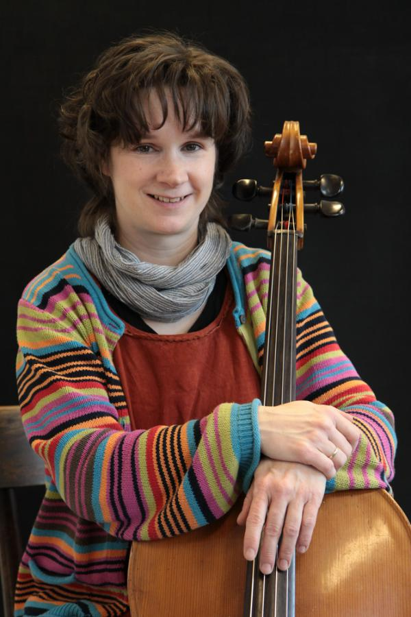 Ulrike Keller (Foto: Gerlind Bensler)