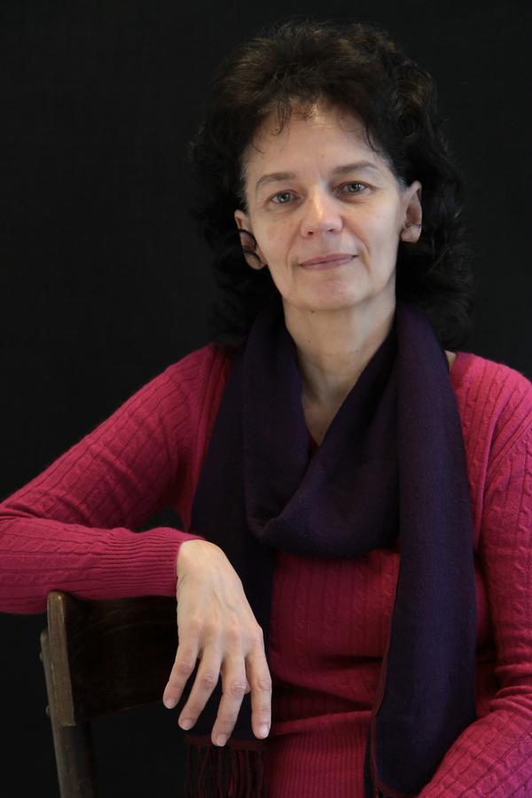 Tatjana Lavrenuk (Foto: Gerlind Bensler)