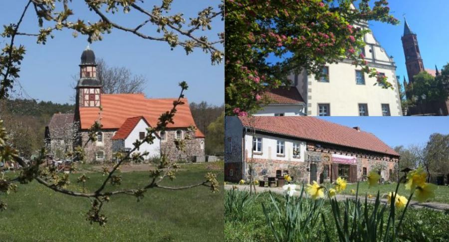 Amt Niemegk im Frühjahr