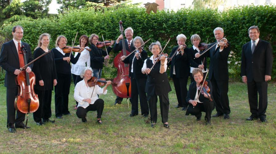 collegium musicum Parchim e.V. Foto: Andrea Schawe