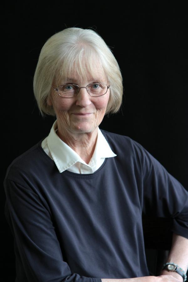 Erika Masuch (Foto: Gerlind Bensler)