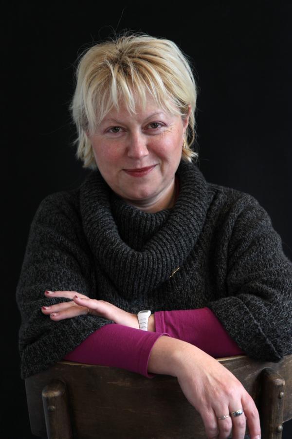 Irina Matjakin (Foto: Gerlind Bensler)