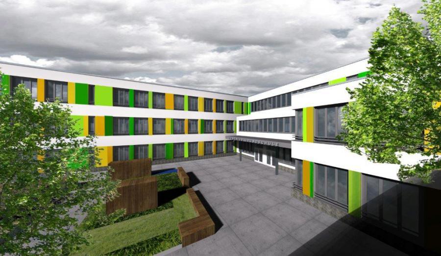 Neubau der Comenius-Grundschule