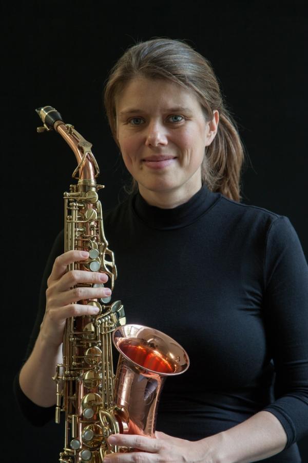 Claudia Meures (Foto: Gerlind Bensler)