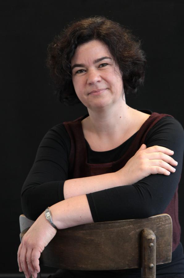 Bärbel Reimer (Foto: Gerlind Bensler)