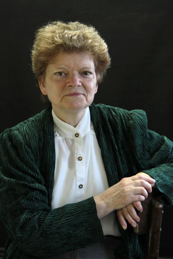 Rothild Reincke (Foto: Gerlind Bensler)