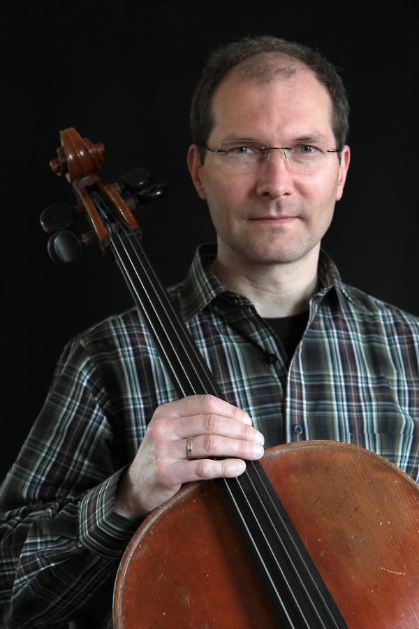 Volker Schubert (Foto: Gerlind Bensler)