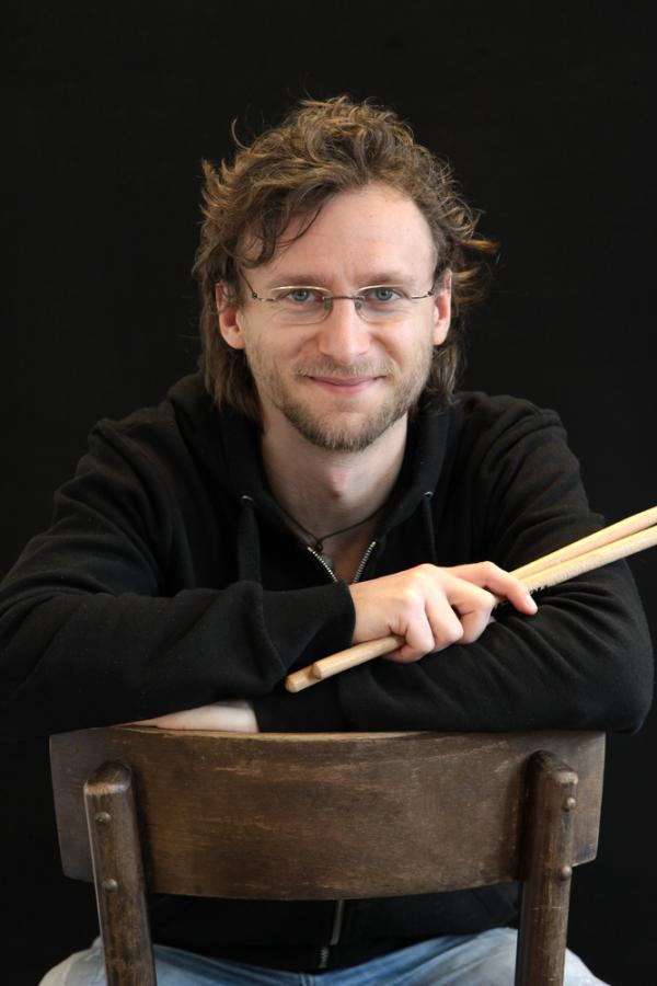 Tobias Streubel (Foto: Gerlind Bensler)