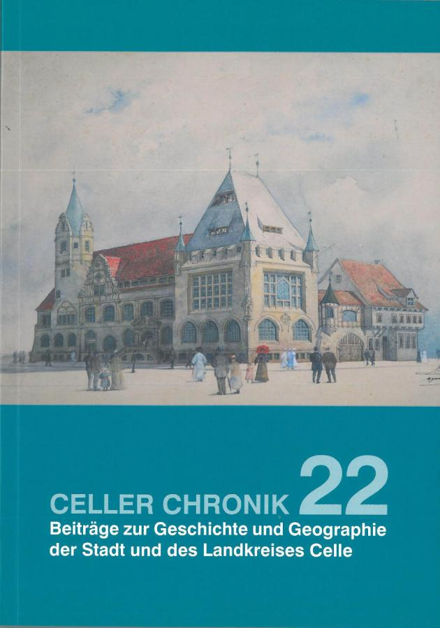 Celler Chronik Band 22 - 2015