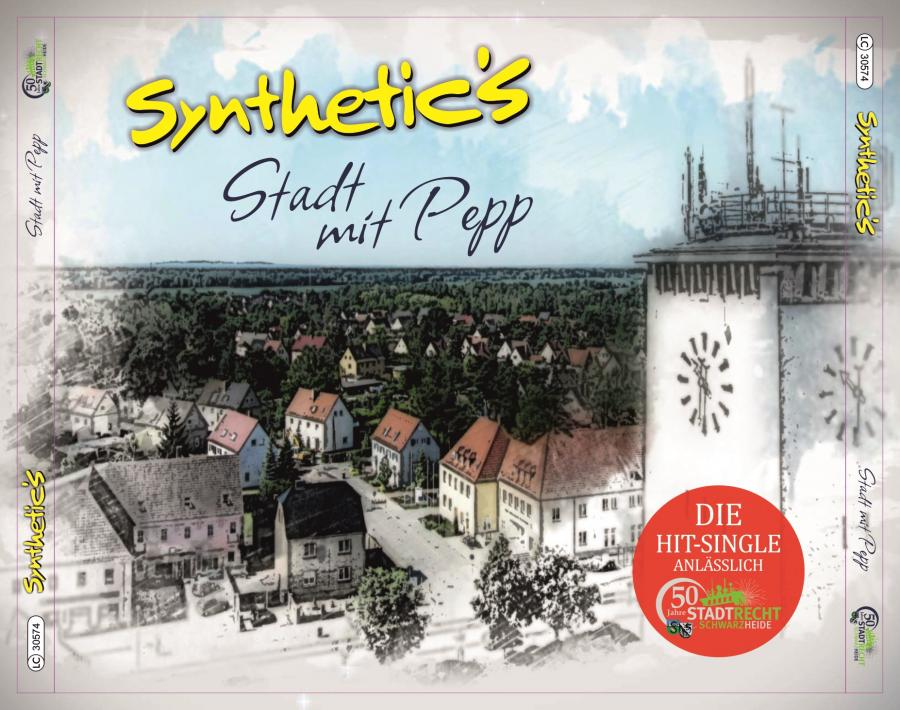 Cover Stadt mit Pepp
