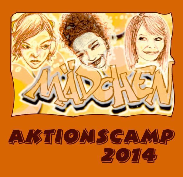 Mädchencamp 2014