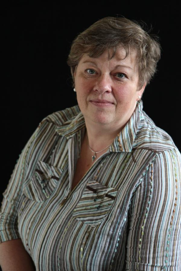 Beatrix Vogt (Foto: Gerlind Bensler)