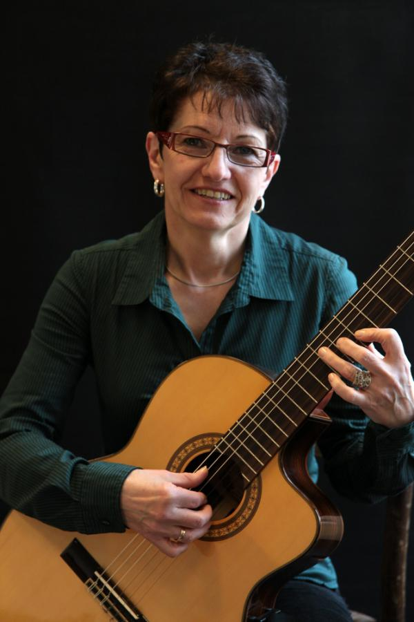 Ingrid Walter (Foto: Gerlind Bensler)