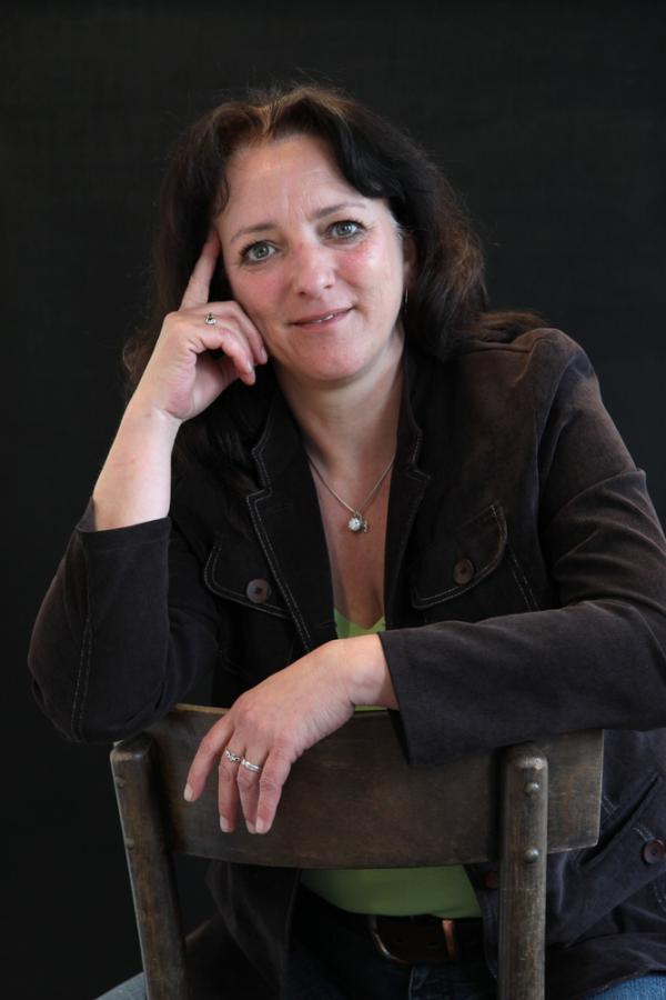 Sylvia Wegener (Foto: Gerlind Bensler)