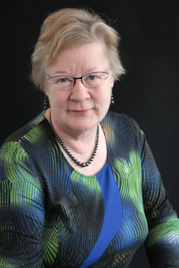 Sigrid Zyska (Foto: Gerlind Bensler)