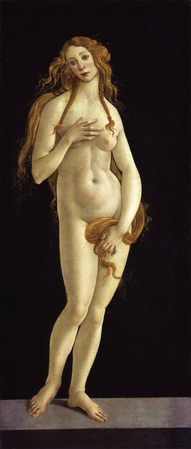 Sandro Botticelli: Venus