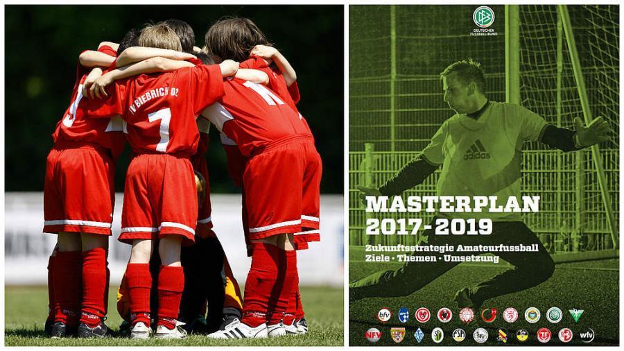 Bild Masterplan DFB bis 2019