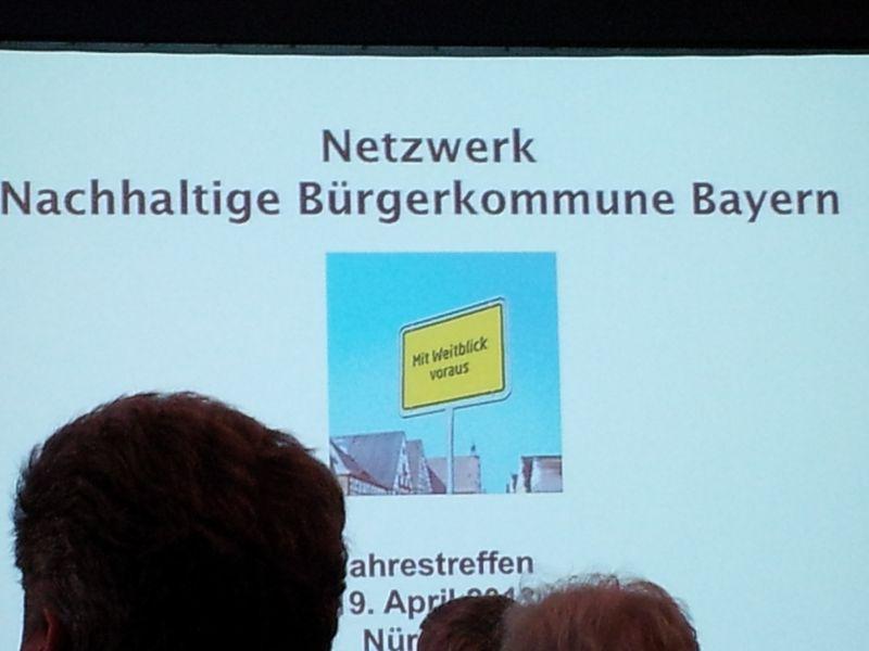 Netzwerk Nachhaltige Bürgerkommune Bayern