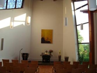 Ev. Christuskirche Bühlertann Innenansicht