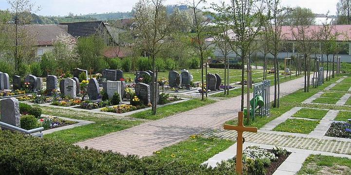 Friedhof Bühlertann