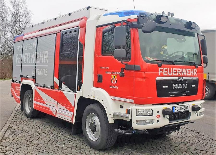Hauptfahrzeug LF 10