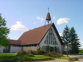 Kath. Kirche Fronrot