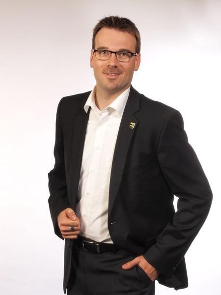 Bürgermeister Michael Dambacher