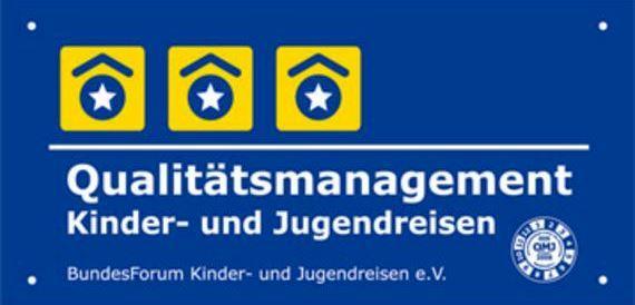 QMJ - Qualitätsmanagement Kinder- und Jugendreisen