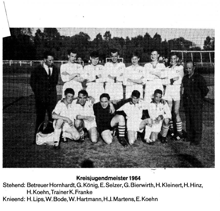 A-Jugend 1964