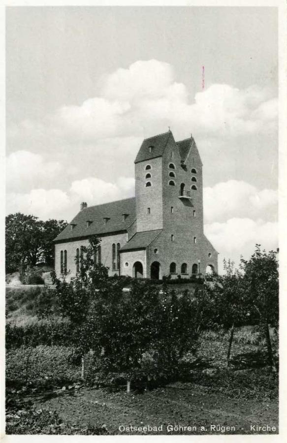 Ostseebad Göhren Kirche