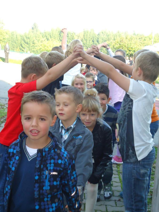 Begrüßung unserer Schulanfänger
