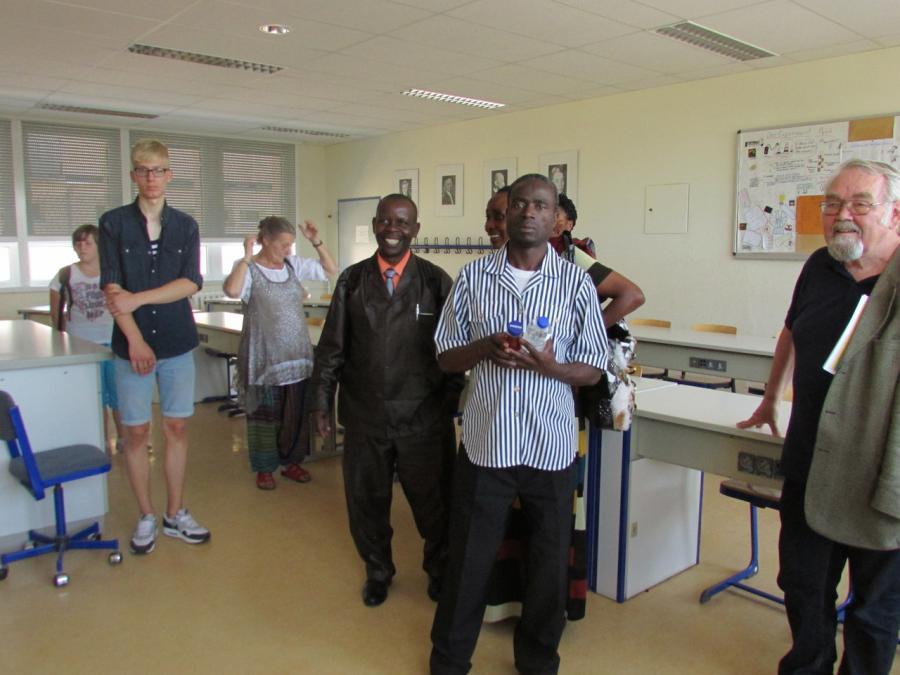 afrikanischer Besuch3