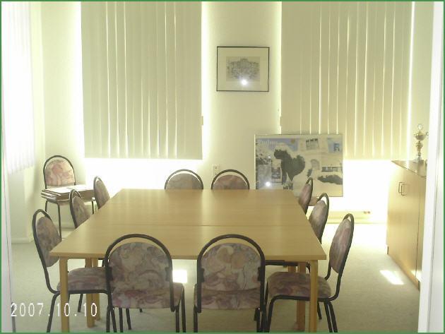 kleiner Sitzungssaal