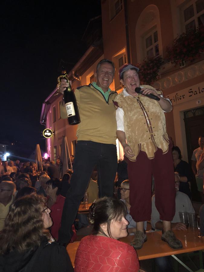 Pauritzer Straße wurde zum 15. Mal zur Party-Meile
