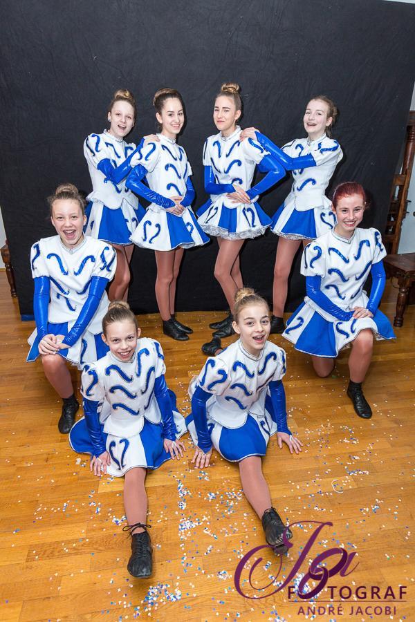 Gardetanz 2017 - Juniorfunken