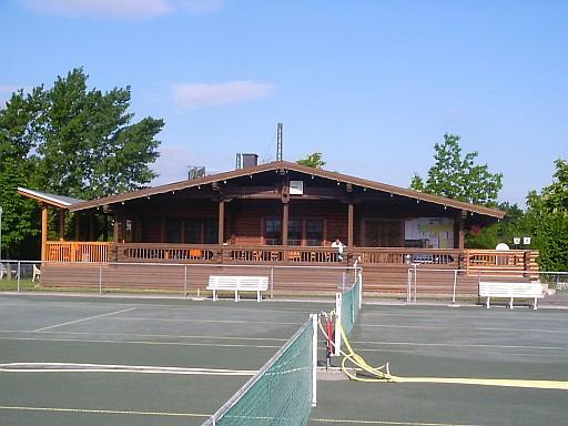 TCB Tennishütte