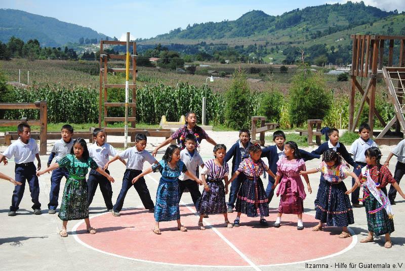 Colegio Maya in Guatemala
