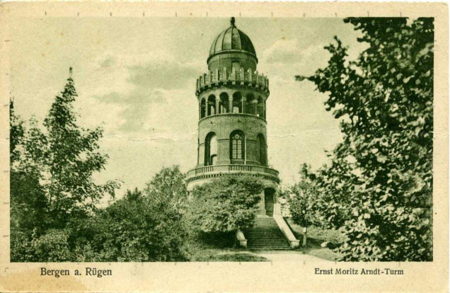 Bergen a.Rügen Arndt-Turm