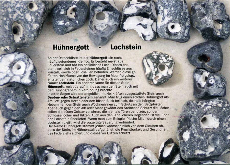 Hünnergötter-Lochsteine
