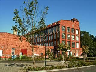 ehemalige Tuchfabrik