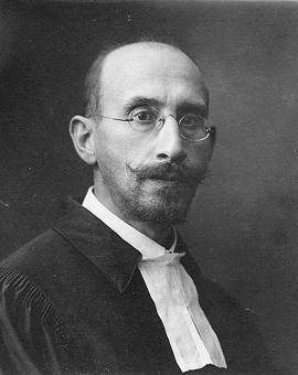 Pfarrer Waldemar Feder