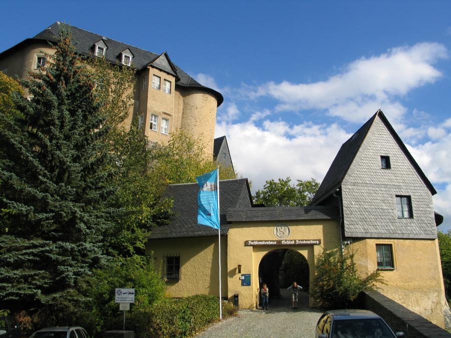 Fachkrankenhaus Schloß Friedensburg