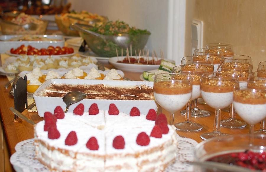 Silvesterbuffet