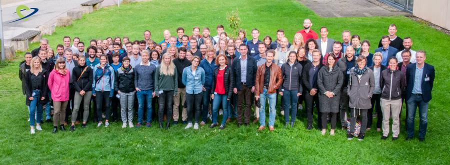 Teilnehmerinnen und Teilnehmer des DGSP-Nachwuchssymposiums 2019