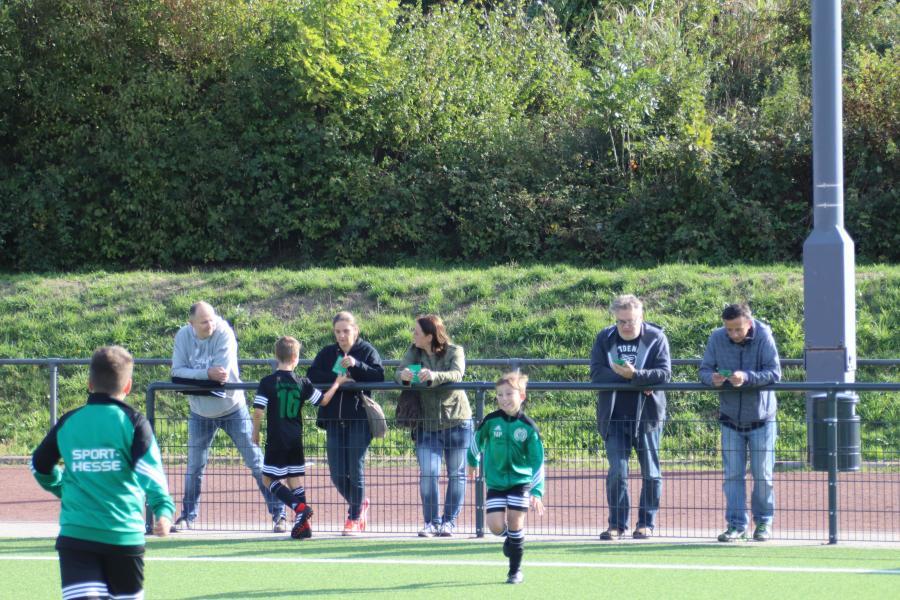 "Aktion""Damit Fussball Freude bleibt"""