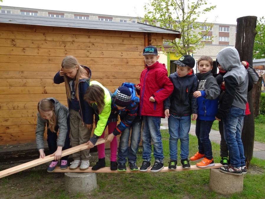 Schatzsuche - Soziales Training
