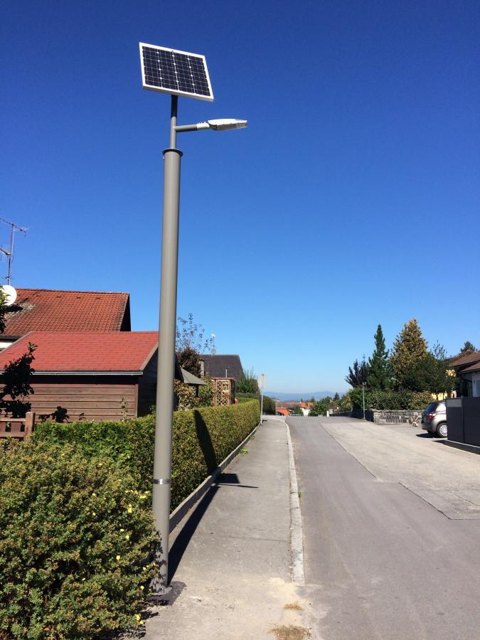 LED-Solarstraßenleuchte