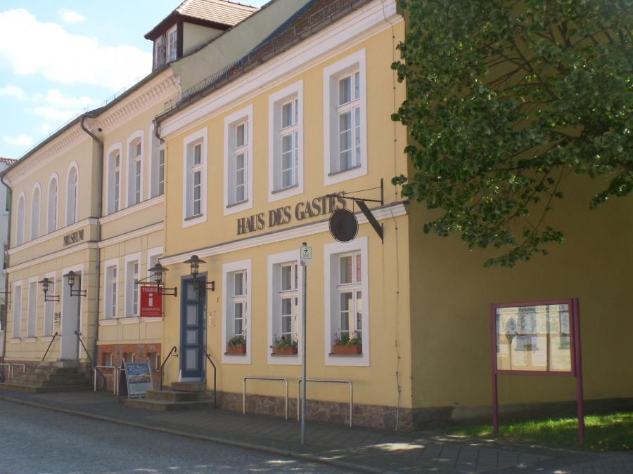 Haus des Gastes/Schlaubetal-Information
