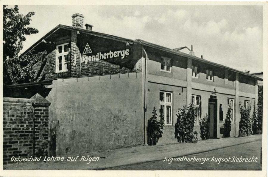 Ostseebad Lohme Jugendherberge